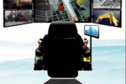 矿山无线遥控改装系统技术解决方案
